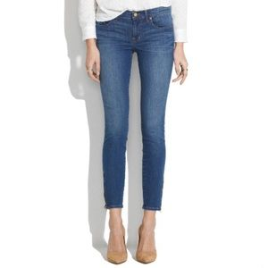 Madewell Skinny Skinny Ankle Jeans Size 31